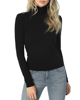 Joe's Jeans - Harriette Ribbed Turtleneck Top