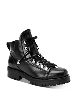 ALLSAINTS - Women's Lia Hiker Booties