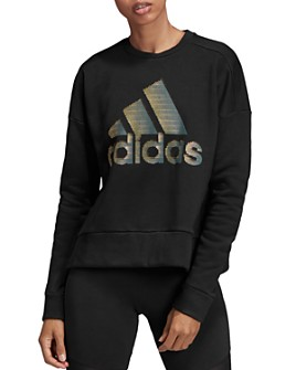 adidas Originals - ID Glam Fleece Sweatshirt