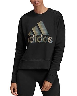 adidas Originals Id Glam Fleece Sweatshirt