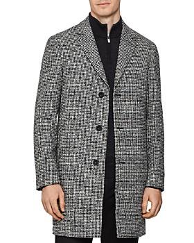 REISS - Kennard Dogtooth Coat