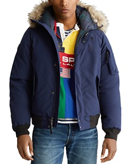 Polo Ralph Lauren - Faux-Fur-Trim Down Jacket