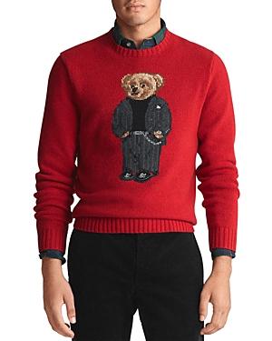 Polo Ralph Lauren Sweaters SUIT BEAR WOOL SWEATER