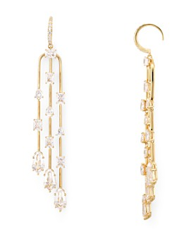 Nadri - Eliza Chandelier Earrings