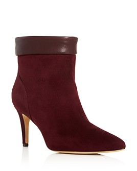 Via Spiga - Women's Giulia Pointed-Toe Booties