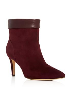 Via Spiga - Women's Giulia Pointed-Toe Booties