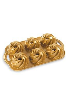 Nordic Ware - Heritage Bundtlette Cakes Pan
