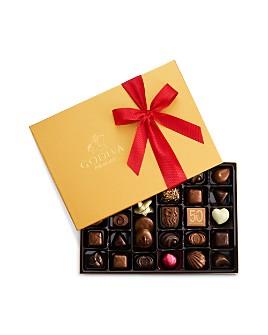 Godiva® - Assorted Chocolate Gold Gift Box, 36 Pieces