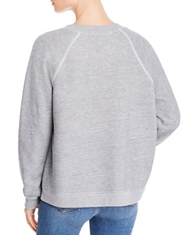 Wildfox Christmas Sweatshirt.Wildfox Bloomingdale S