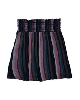 Bella Dahl - Girls' Striped Skirt - Little Kid, Big Kid