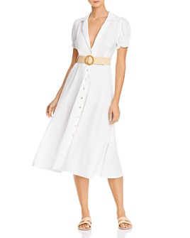 WeWoreWhat - X WeWoreWhat Bella Belted Dress