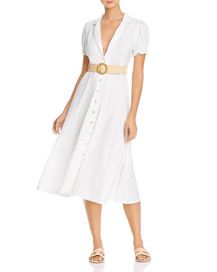 WeWoreWhat - X  Bella Belted Dress
