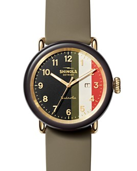 Shinola - The Burnout Detrola Watch, 43mm