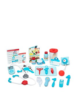 Melissa & Doug - Get Well Doctor's Kit Play Set - Ages 3+