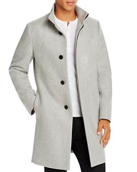 Theory - Regular Fit Belvin Coat