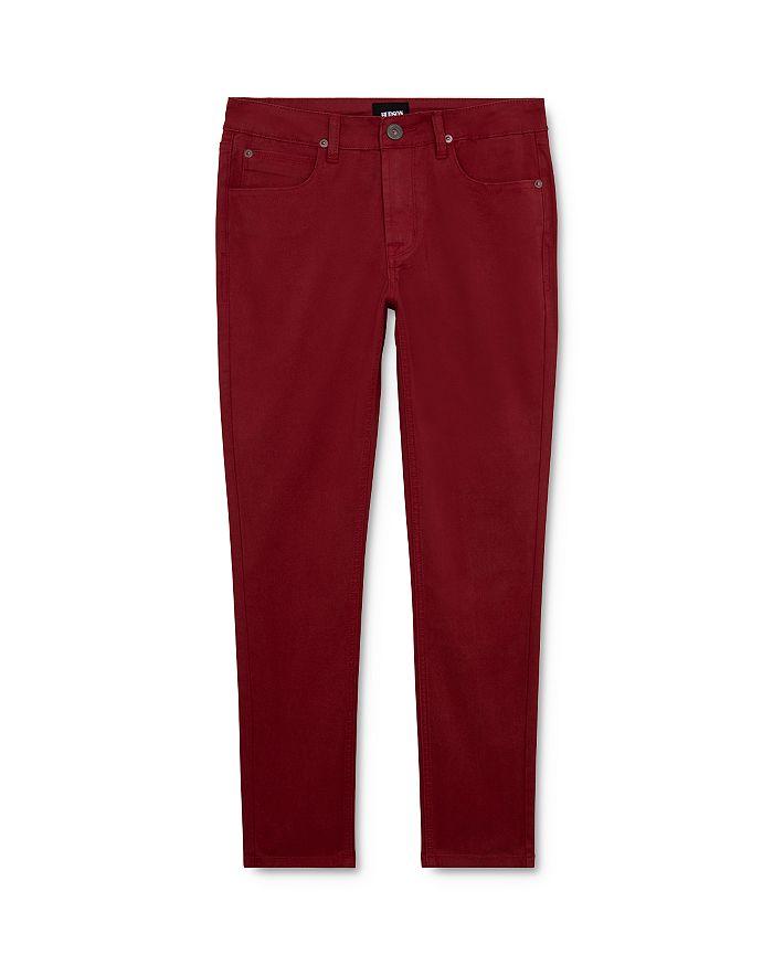Hudson - Boys' Jagger Slim Straight Sueded Twill Jeans - Big Kid