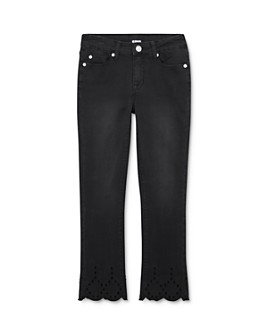 Hudson - Girls' Eyelet Skinny Ankle Jeans - Big Kid