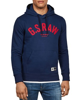 G-STAR RAW - Graphic 14 Core Hooded Sweatshirt