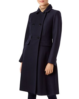 HOBBS LONDON - Corrine Double-Breasted Coat