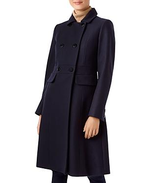 Hobbs London Corrine Double-Breasted Coat