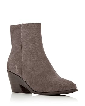 Gentle Souls by Kenneth Cole - Women's Blaise Wedge Block-Heel Booties