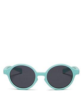 IZIPIZI - Unisex Polarized Round Sunglasses, 37mm - Little Kid