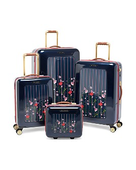 Ted Baker - Hedgerow Hardside Luggage Collection