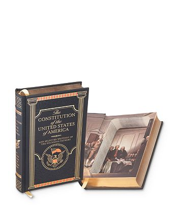 BookRooks - The Constitution of the United States of America Book Safe