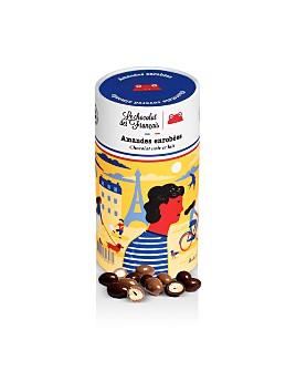 Le Chocolat des Francais - Chocolate-Covered Almonds