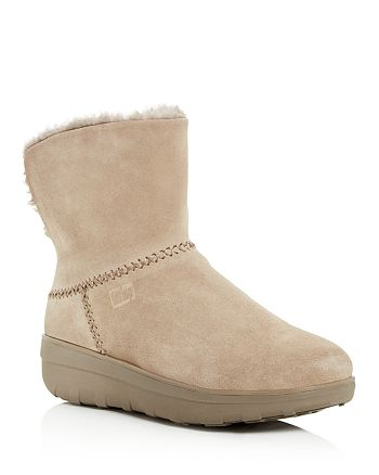 FitFlop - Women's Mukluk Shorty III Platform Booties