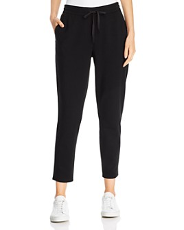 Eileen Fisher - Slouchy Ankle Pants - 100% Exclusive
