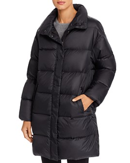 Eileen Fisher Petites - Down Puffer Coat