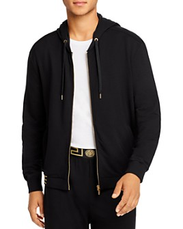 Versace - Guibbino Hooded Lounge Jacket