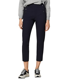 Sandro - Bridge Skinny Cropped Pants