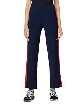 Sandro - Jog Side-Stripe Pants