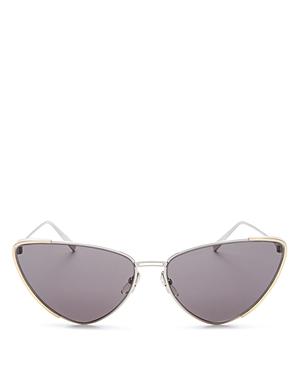 Salvatore Ferragamo Women's Cat Eye Sunglasses, 63mm