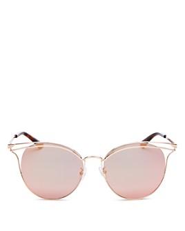 McQ Alexander McQueen - Women's Round Sunglasses, 56mm