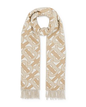 Burberry - Long Cashmere Scarf
