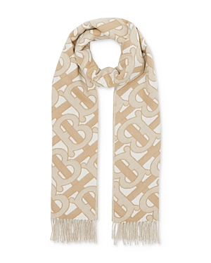 Burberry Long Cashmere Scarf