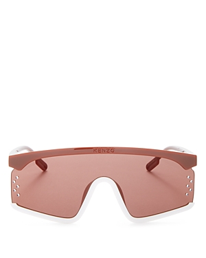 Kenzo Unisex Injected Shield Sunglasses, 141mm