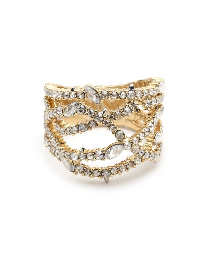 Alexis Bittar - Woodland Fantasy Pavé Orbiting Ring