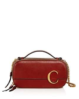 Chloé - C Camera Crossbody