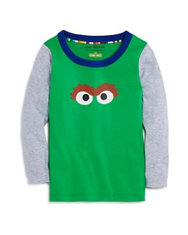 Isaac Mizrahi Loves Sesame Street - Unisex Oscar Tee, Baby, Little Kid - 100% Exclusive