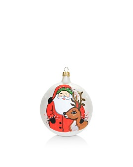 VIETRI - Old St. Nick 2019 Limited Edition Ornament
