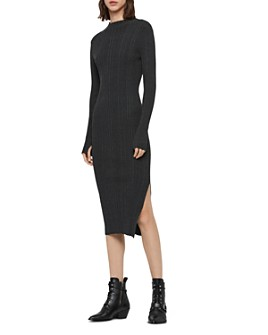 ALLSAINTS - Karla Rib-Knit Dress