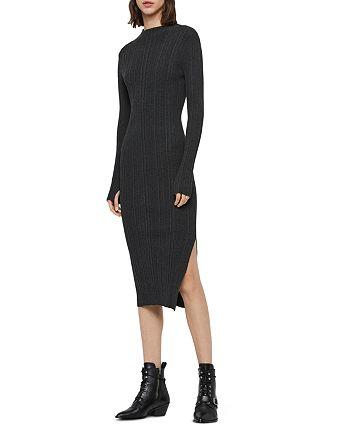 ALLSAINTS - Karla Rib-Knit Dress