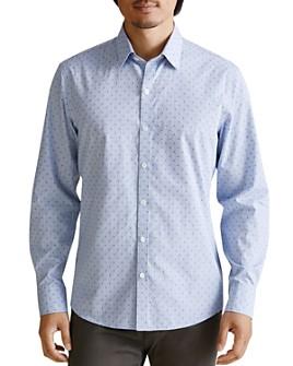 Zachary Prell - Rickets Plaid Classic Fit Shirt