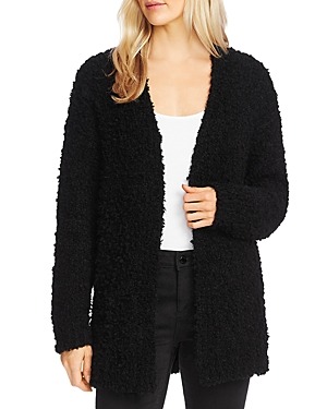 Vince Camuto Tops POODLE YARN OPEN FRONT CARDIGAN