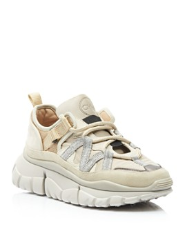 Chloé - Women's Blake Chunky Low-Top Sneakers