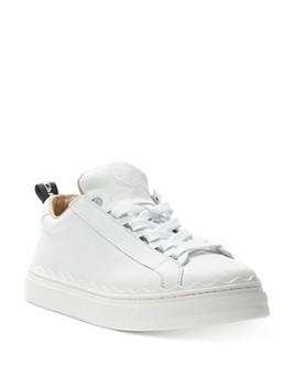 Chloé - Women's Lauren Low-Top Sneakers